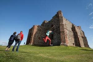 Piel Castle Cumbria
