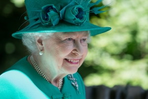 HRH The Queen