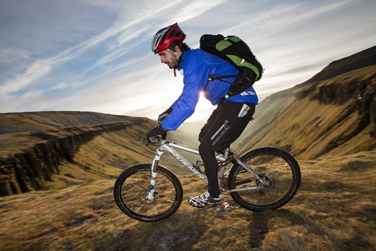 Bike shoot for Nuture Lakeland